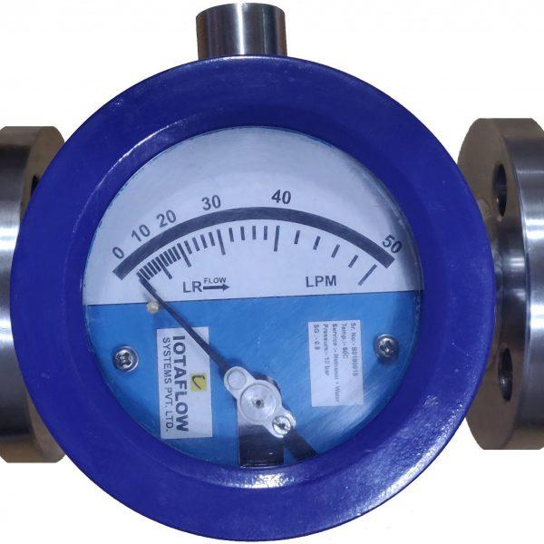 metal tube flow meter 3