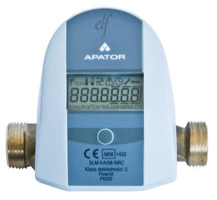 Compact heat meter - ELF